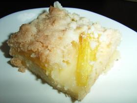 生のパイナップルを使ったおいしいケーキ