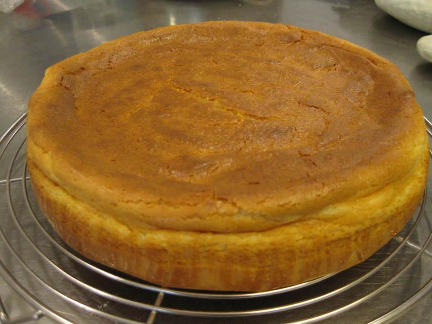 簡単 混ぜるだけチーズケーキ☆