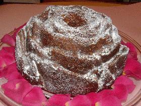ローズ・バント・ケーキ(Rose Bundt Cake)