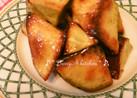 メープル風味の大学芋