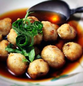 シンプルが一番!とろける里芋の揚げだし。