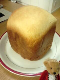 HBで☆超ホテル食パン