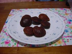 簡単☆チョコケーキクッキー