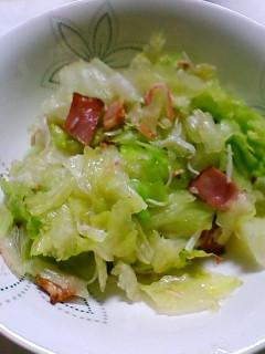 作り置きできる♪簡単すぎるレタスサラダ♪