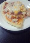 強力粉&BPで発酵なし簡単ピザ生地