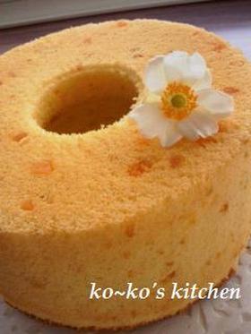 ♡ オレンジシフォンケーキ♡