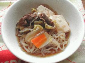 *簡単♪肉豆腐*