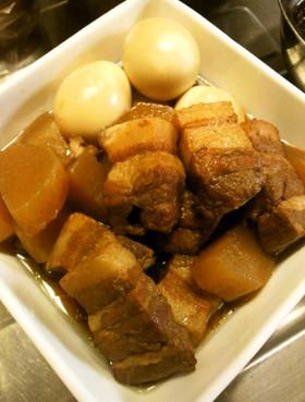 簡単!炊飯器で豚の角煮