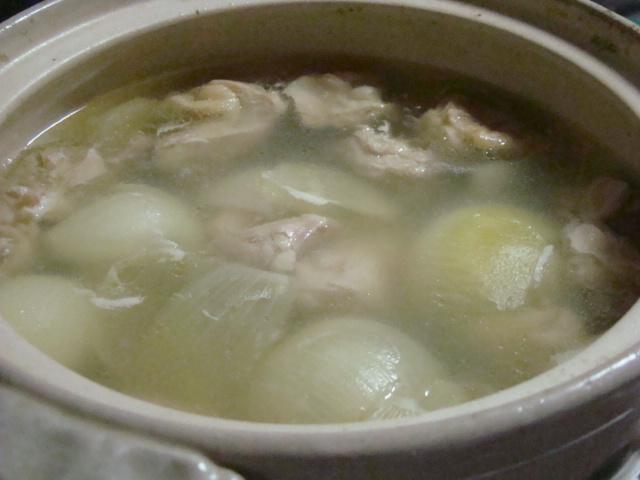 門外不出の博多水炊きスープ