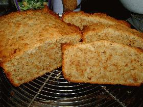 アルティメイト・ココナッツ・ブレッド(Ultimate Coconut Bread)