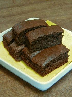 mamakissの材料4つの*ダイエッターに捧げるショコラケーキ*