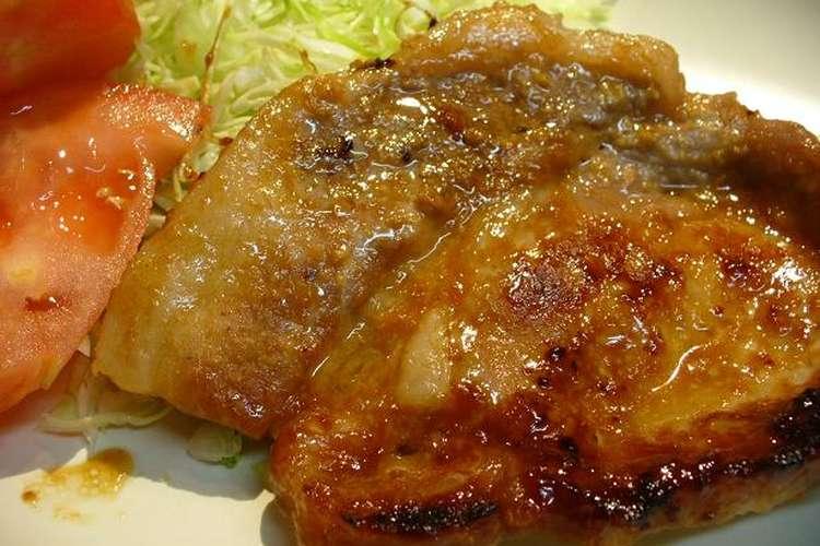 肉 レシピ とんかつ