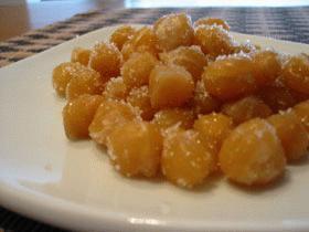 ひよこ豆の甘納豆