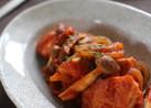 生鮭&きのこのトマト煮
