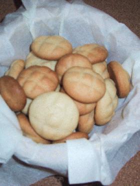 ☆メロンパンみたいなうちのクッキー☆