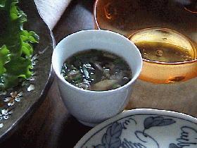 えびのスープ