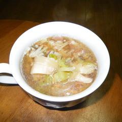 スープの素いらずヘルシースープ
