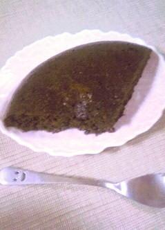低カロ♪炊飯器で濃厚おからチョコケーキ☆