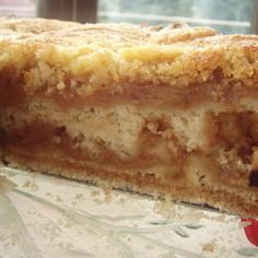 粉のまんま●コーンミールりんごケーキ