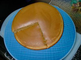 料理?コーヒーホットケーキ