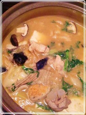 美味しい♪✤あんこう鍋✤~あん肝仕立ての特製スープ☆