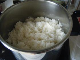 ✿簡単!時短!圧力鍋でご飯の炊き方~✿