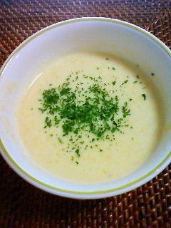 ☆簡単☆濃厚さつまいものスープ