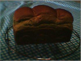 食パンシリーズ♪ほうれん草ローフ♪