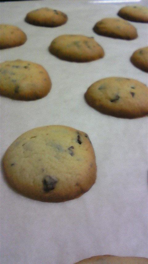 めちゃ簡単*チョコチップクッキー