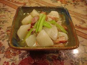☆★かぶのスープ煮(〃^∇^)o_彡☆☆★