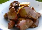 鶏レバーのふっくらつや煮