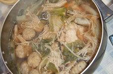 絶品☆鮭鍋