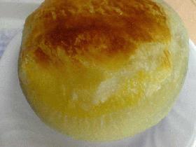 はなびし草のクリーム煮のパイ焼き