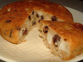 炊飯器ケーキマニアNo:6♪(#^ー^)v おいもtoレーズンのケーキ