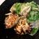 豆腐ハンバーグの豆乳ソース煮込み白菜入り
