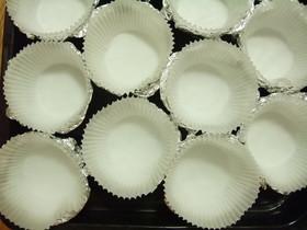手作りマフィン型