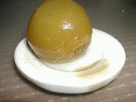 とっても柔らかーい煮梅