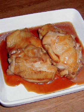 mamakissの我が家の定番『鶏の照り焼き』