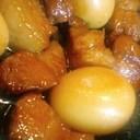 ✿ウーロン茶で豚の角煮✿