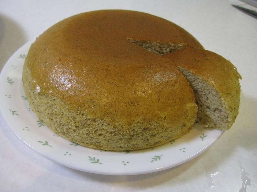 炊飯器でバナナシフォンケーキ☆ノンオイル