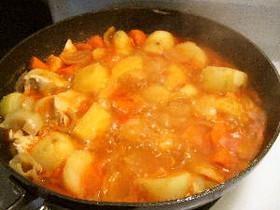 韓国料理タットリタン
