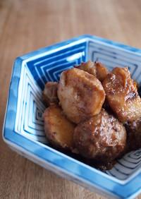 お弁当おかず★里芋の甘味噌和え