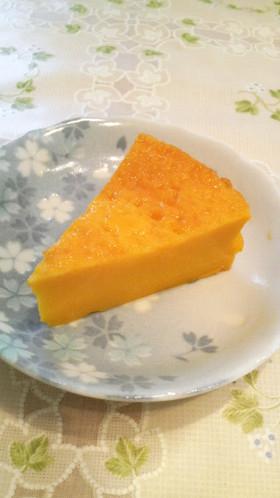かぼちゃプリン風☆パンプキンケーキ