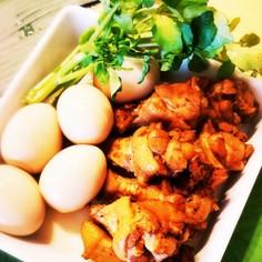 【簡単】柔らかすぎ!鶏手羽元のコーラ煮
