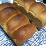 かぼちゃ食パンの写真