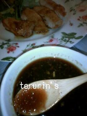 ステーキソース☆ガーリック