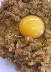 卵まぜまぜ★焼きカレーチャーハン