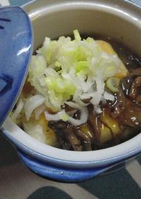 ♡キノコあんかけの揚げ出し豆腐♡