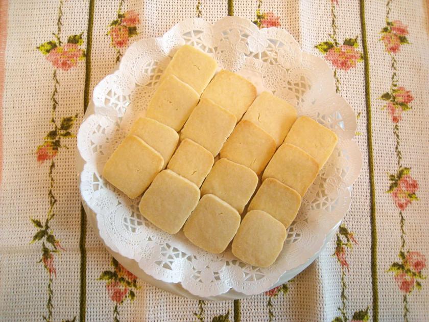 サクサク♪練乳でミルククッキー
