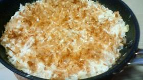 粉なし満腹!おからと豆腐のお好み焼き